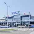 Фоторепортаж: В аэропорту Борисполь открыли самый большой на Украине терминал. Зображення № 1.