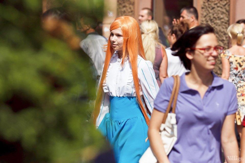 Люди в городе: Участники «Гик-парада» в Петербурге. Изображение № 5.