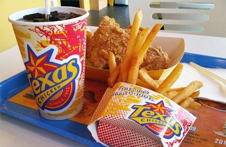 В Ocean Plaza откроется фастфуд Texas Chicken. Изображение № 3.