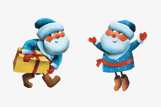 У рождественских ярмарок появился фирменный стиль и вирусный ролик. Изображение № 9.