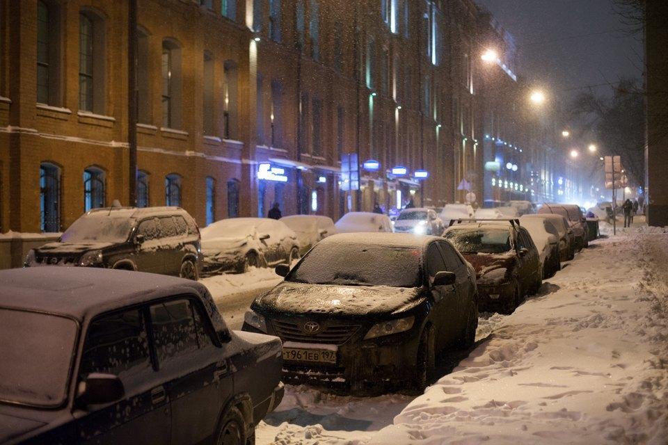 После введения платной парковки. Изображение № 8.
