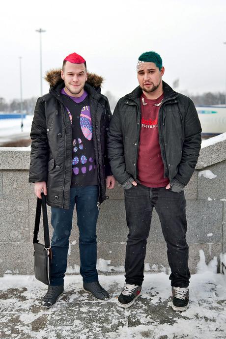 Люди в городе: Посетители концерта Lady Gaga в Москве и Петербурге. Изображение №32.