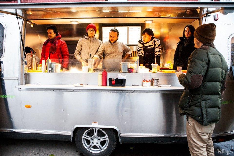 Еда в холода: Где поесть наулице зимой. Изображение № 6.