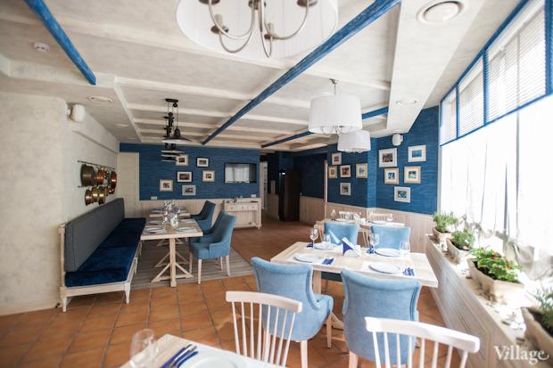 Новое место (Киев): Ресторан «Баркас. Рыба и вино». Изображение № 10.