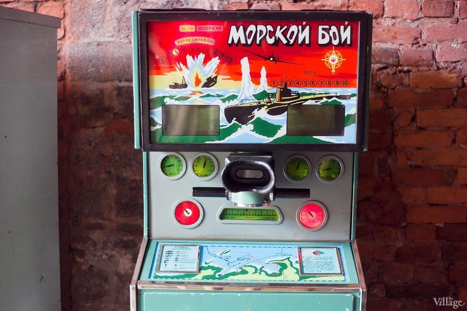 Люди в городе: Первые посетители «Музея советских игровых автоматов». Изображение № 3.