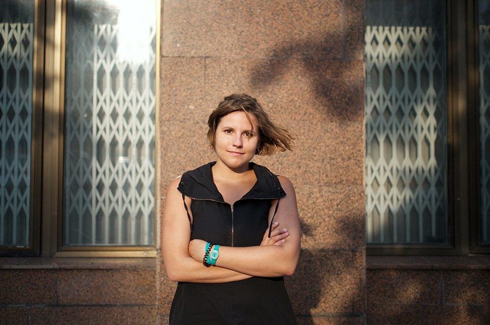 Фотопрогулка по улице Антоновича с Сашей Лебедевой . Изображение № 1.
