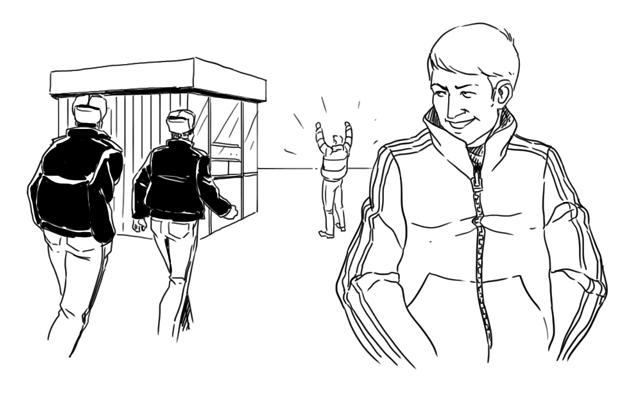 Как всё устроено: Продавец в ларьке. Изображение № 1.