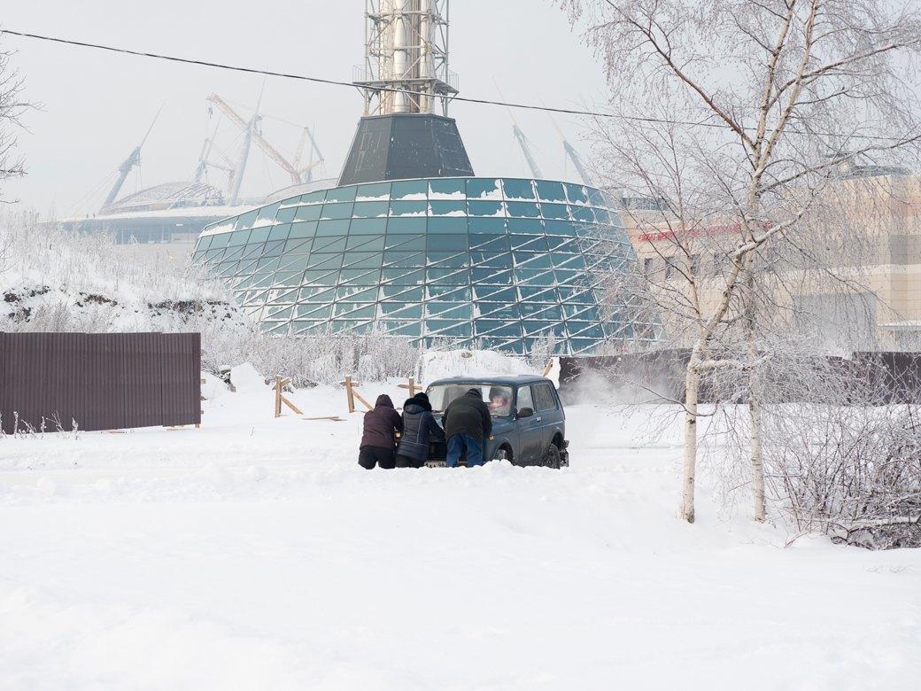 Вышли наарену: Как Крестовский остров ждёт открытия стадиона-гиганта. Изображение № 27.