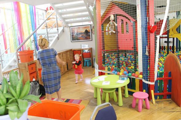 Игровой момент: Детские комнаты в торговых центрах. Изображение № 10.