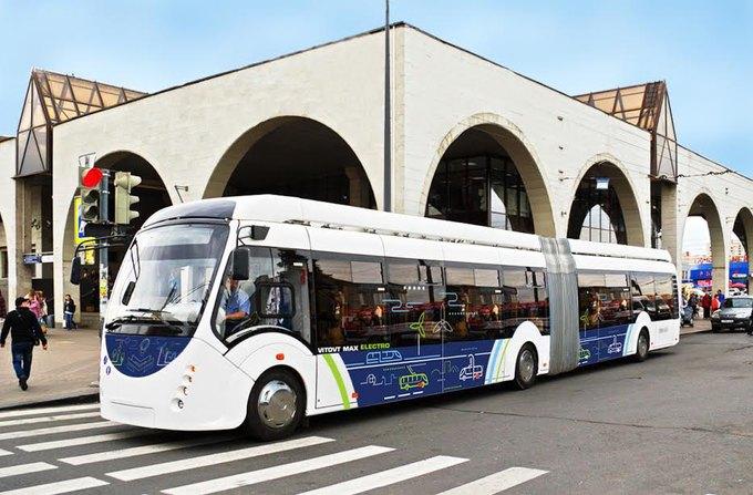 ВПетербурге сдекабря начнутся тестирования электробуса из Республики Беларусь