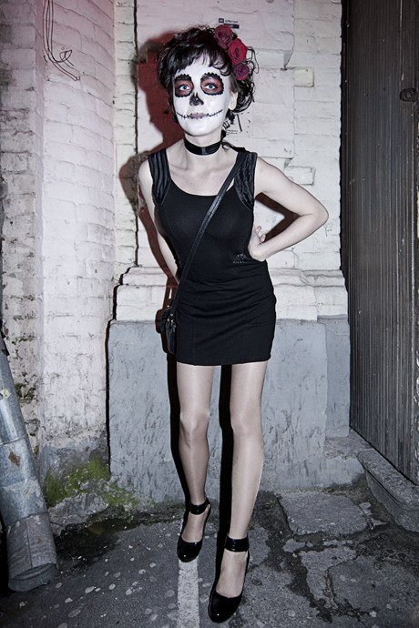 Люди в городе: Хеллоуин вКиеве. Зображення № 16.