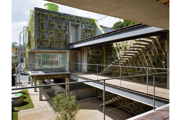 Дизайн от природы: Тропическая архитектура Бразилии. Изображение № 13.