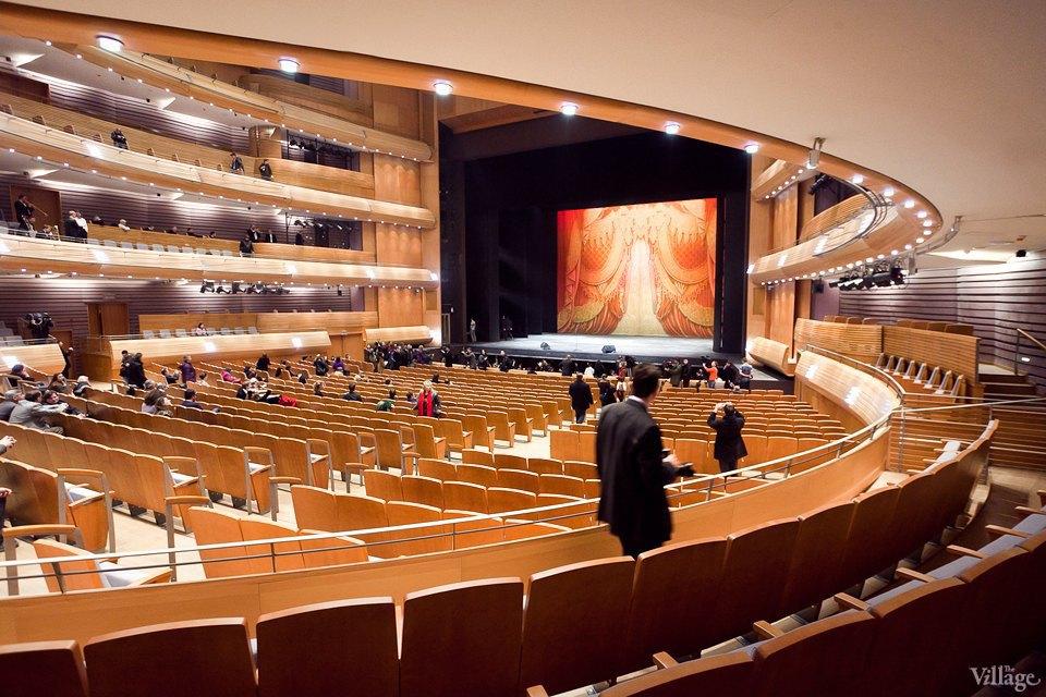 Фоторепортаж: Вторая сцена Мариинского театра изнутри. Изображение № 21.