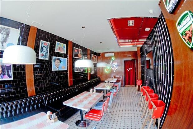 «Две палочки» открывают второе кафе в американском стиле. Изображение № 6.