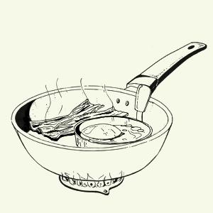 Завтракидома: Утренний бургер изкафе TheBurgerBrothers. Изображение № 5.