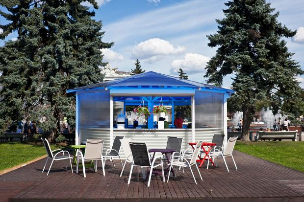 Еда на ВВЦ: 15 кафе, ресторанов и киосков. Изображение № 5.