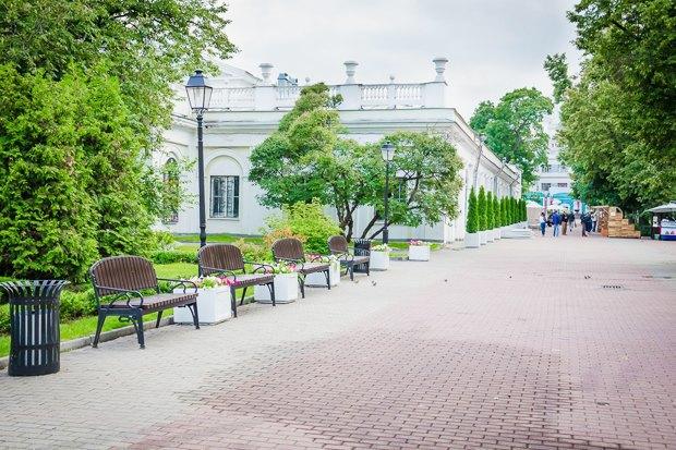 Планы налето: Московские парки. Изображение № 5.