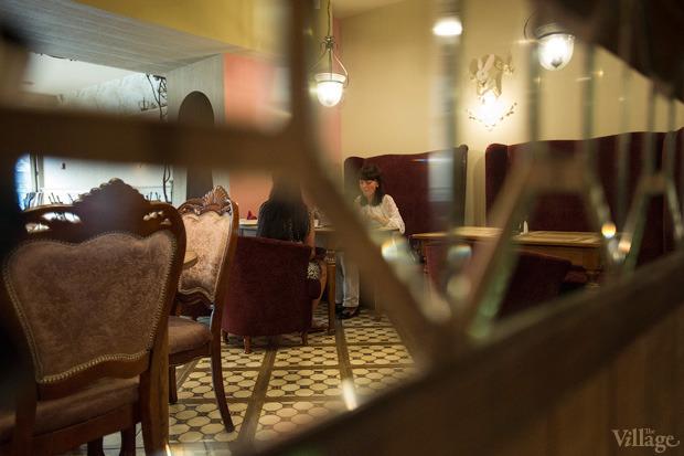Новое место (Киев): Кофейня-пиццерия Scorini Wonderland. Зображення № 16.
