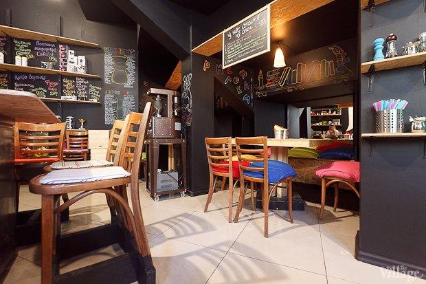Новое место: Кофейня «ДоМоД». Изображение № 4.