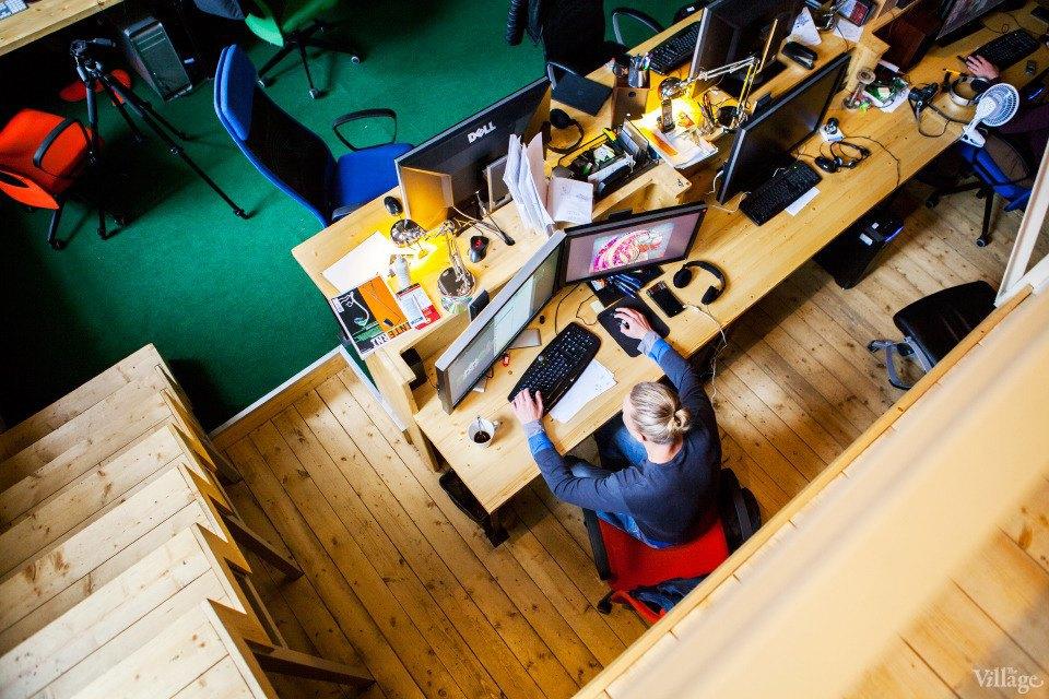 Офис недели (Москва): Radugadesign. Изображение № 23.