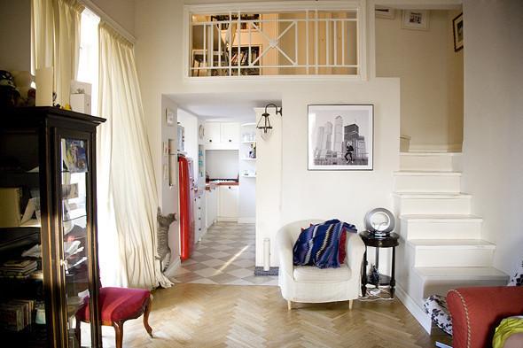 Квартира на Садово-Кудринской улице. Изображение № 5.