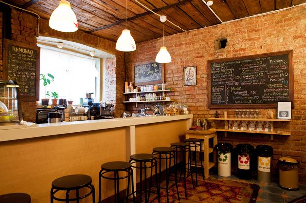 Смешной формат: Кафе при магазинах, студиях йоги исалонах красоты. Изображение №16.