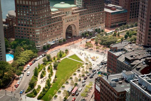 Иностранный опыт: Городские проекты под землёй. Изображение № 4.