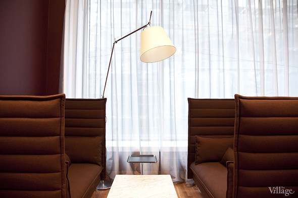Офис недели (Москва): Клубный офис Cabinet Lounge. Изображение № 6.