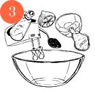 Пончики из креветок с соусом ремулад Сержа Труто. Изображение № 4.
