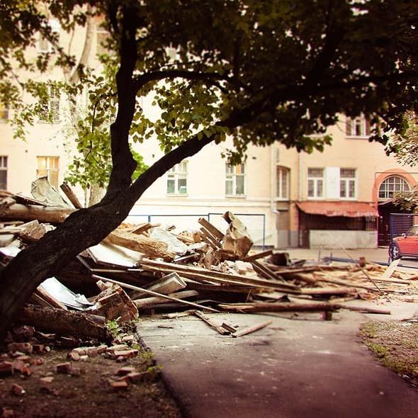 В зоне риска: жилой дом в Большом Козихинском переулке. Изображение № 8.