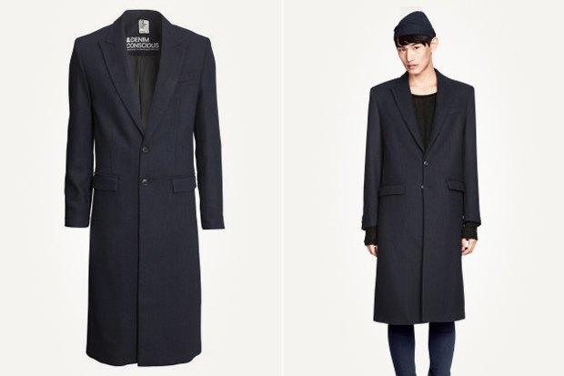 Где купить мужское пальто: 9вариантов от 4до 55тысяч рублей. Изображение № 2.