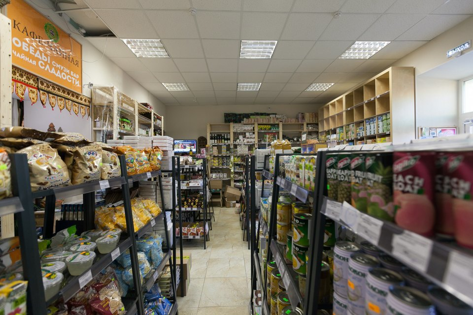 Магазин вегетарианских товаров и кафе «Джаганнат» на Фонтанке. Изображение № 3.