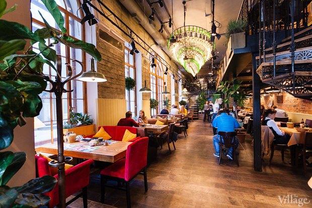 Новое место: Ресторан «Марчелли's» на Невском . Изображение № 11.