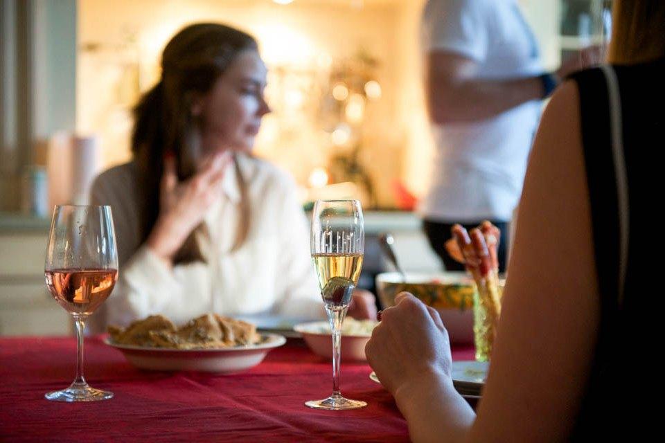 Кто изачем устраивает домашние званые ужины иобеды вМоскве. Изображение № 20.