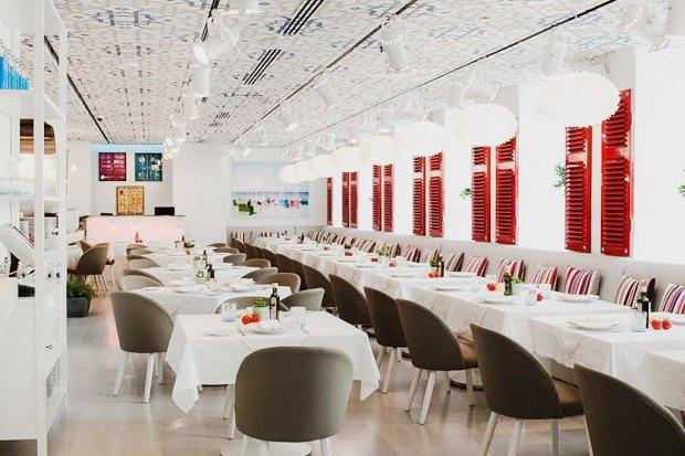 Киоск Hamam burger, пивной бар Cans&Beer, ресторан «Семирамис» икафе «Счастье незагорами» . Изображение № 1.