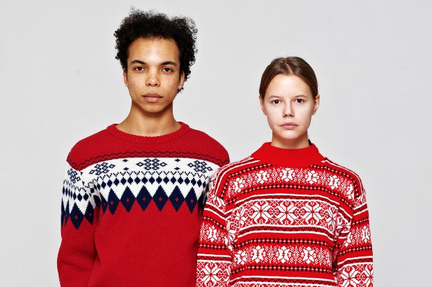 Вещи недели: 34 тёплых свитера. Изображение №11.