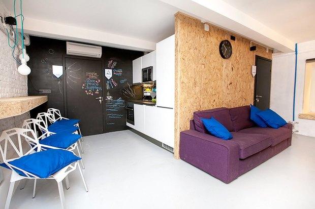 В городе появилась новая сеть хостелов Simple. Изображение № 9.