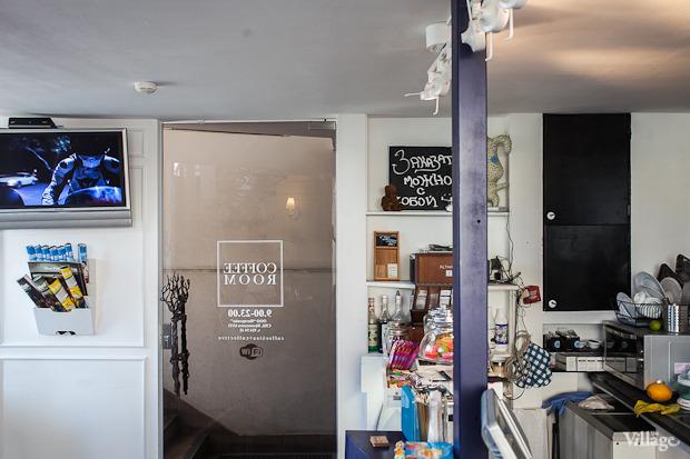 На месте кофейни Nero открылось кафе Coffee Room. Изображение № 2.