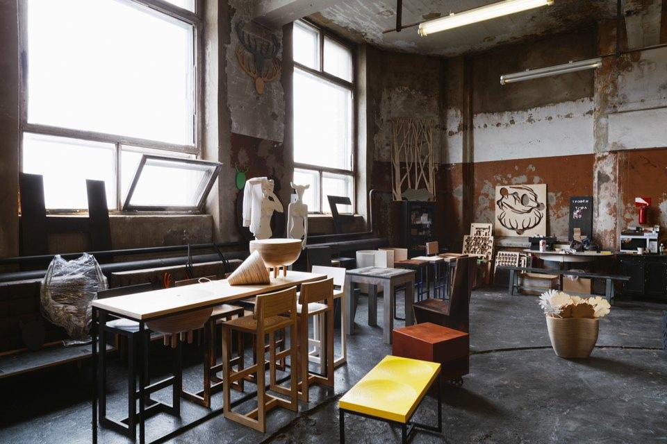 Архитектурно-производственная лаборатория Archpole. Изображение № 5.