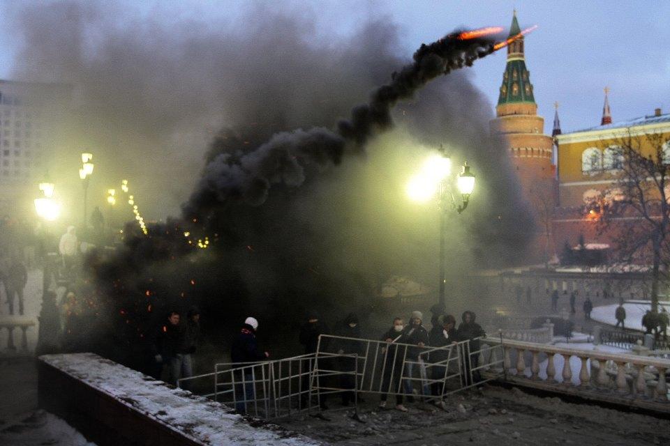 Камера наблюдения: Москва глазами Сергея Савостьянова. Изображение №2.