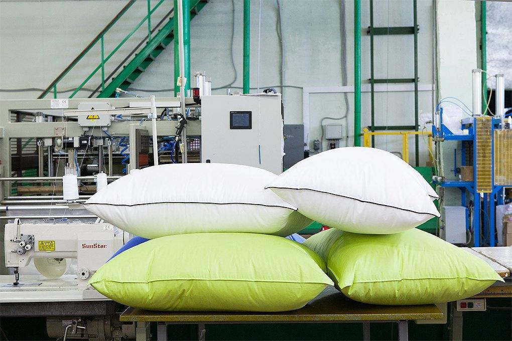 Производственный процесс: Как делают подушки. Изображение № 18.