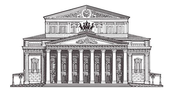 Студия Артемия Лебедева создала фирменный стиль Большого театра. Изображение № 6.