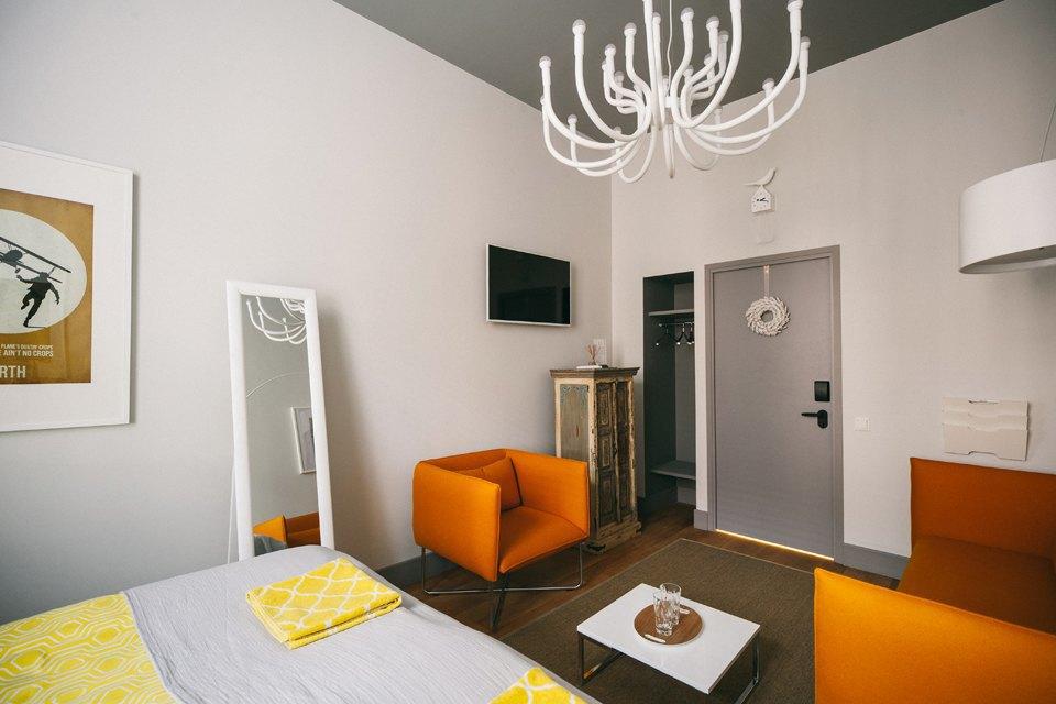 Апартаменты петербургского хостела Chao, Mama. Изображение № 4.