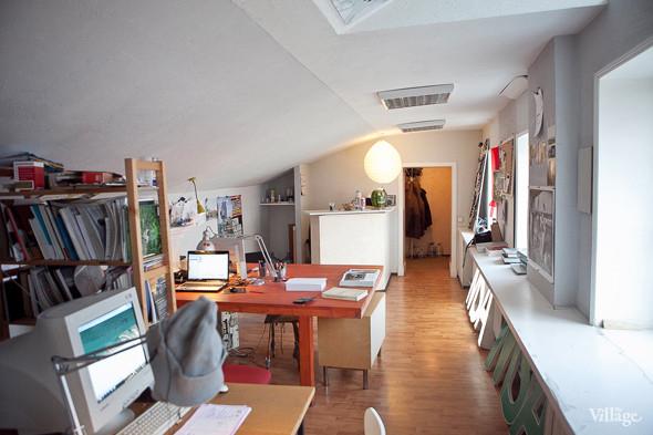 Офис недели (Петербург): Архитектурная студия MS-A. Изображение № 12.