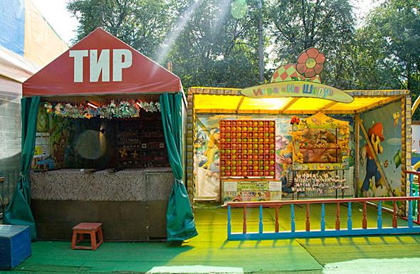 Карусель-карусель: 6 московских парков аттракционов. Изображение № 72.