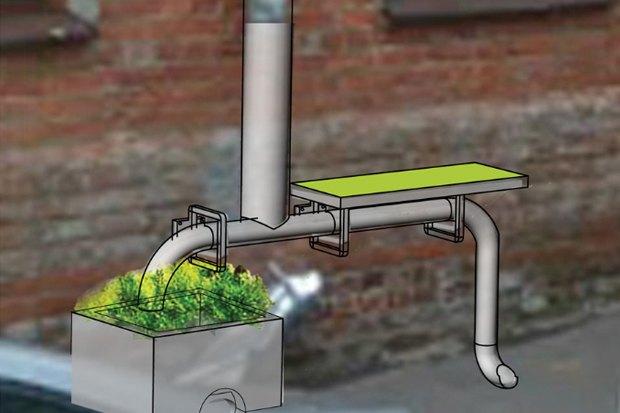 «ПроФОРМА»: 20 идей малых объектов городской среды. Изображение № 4.