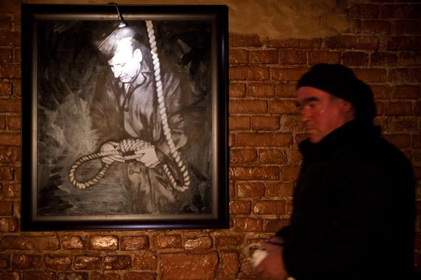 В Москве открылся музей телесных наказаний. Изображение № 11.