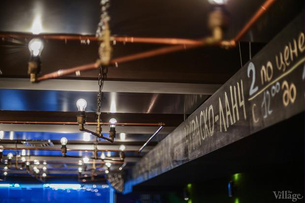 Новое место (Киев): Чураско-бар Pivbar Beer & Beef. Изображение № 13.