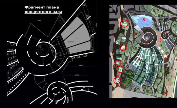 Москомархитектура выбрала 118 проектов парка в Зарядье. Изображение № 30.