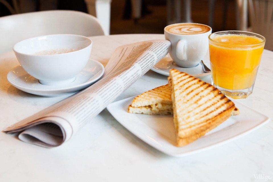 Пока ты спал: Ранние завтраки в Москве. Изображение № 26.